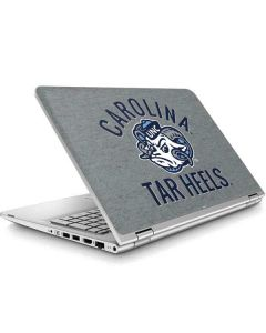 North Carolina Tar Heels Logo ENVY x360 15t-w200 Touch Convertible Laptop Skin