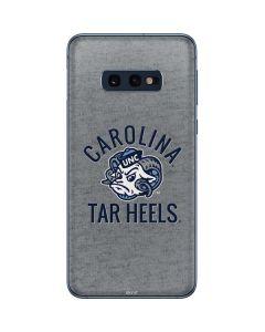 North Carolina Tar Heels Logo Galaxy S10e Skin