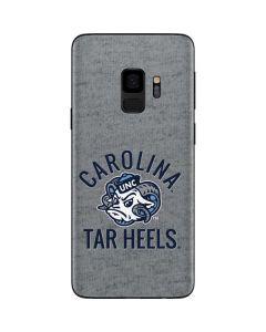 North Carolina Tar Heels Logo Galaxy S9 Skin