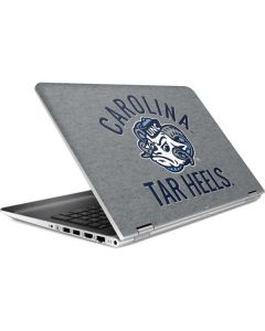 North Carolina Tar Heels Logo HP Pavilion Skin
