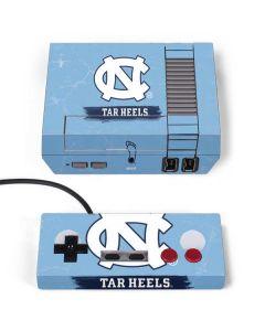North Carolina Tar Heels NES Classic Edition Skin