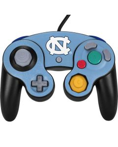 North Carolina Tar Heels Nintendo GameCube Controller Skin