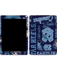 North Carolina Tar Heels Print Apple iPad Air Skin
