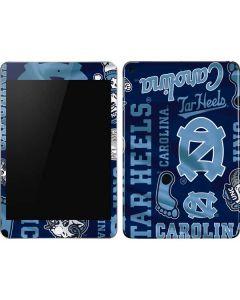 North Carolina Tar Heels Print Apple iPad Mini Skin