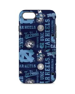 North Carolina Tar Heels Print iPhone 7 Pro Case