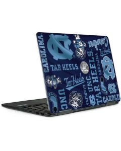 North Carolina Tar Heels Print Notebook 9 Pro 13in (2017) Skin