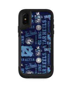 North Carolina Tar Heels Print Otterbox Pursuit iPhone Skin