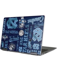 North Carolina Tar Heels Print Yoga 710 14in Skin