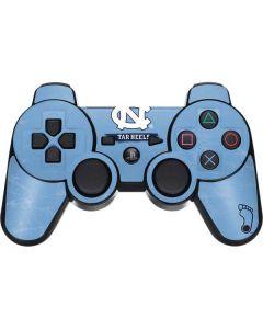 North Carolina Tar Heels PS3 Dual Shock wireless controller Skin