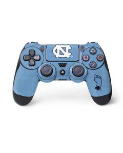 North Carolina Tar Heels PS4 Controller Skin
