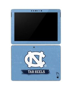 North Carolina Tar Heels Surface Go Skin