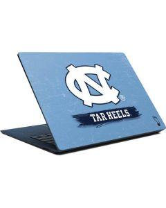North Carolina Tar Heels Surface Laptop Skin