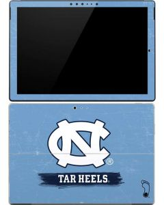 North Carolina Tar Heels Surface Pro 4 Skin