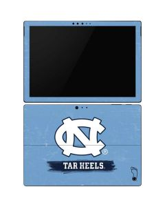North Carolina Tar Heels Surface Pro 6 Skin