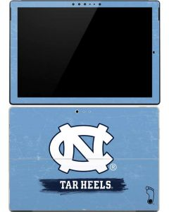 North Carolina Tar Heels Surface Pro (2017) Skin