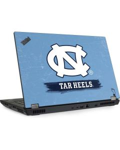 North Carolina Tar Heels Lenovo ThinkPad Skin