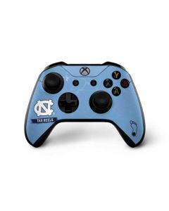 North Carolina Tar Heels Xbox One X Controller Skin