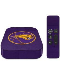 Northern Iowa Basketball Apple TV Skin