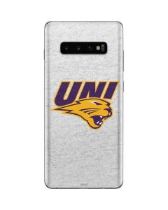 Northern Iowa Panthers Mascot Galaxy S10 Plus Skin