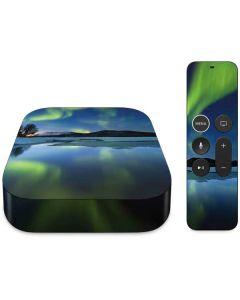 Northern Lights Apple TV Skin