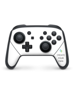 Custom Nintendo Switch Pro Controller Skin