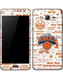 NY Knicks Historic Blast Galaxy Grand Prime Skin