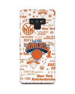 NY Knicks Historic Blast Galaxy Note 9 Lite Case