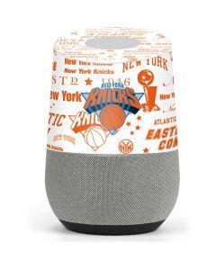 NY Knicks Historic Blast Google Home Skin