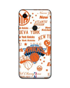 NY Knicks Historic Blast Google Pixel 3a Skin