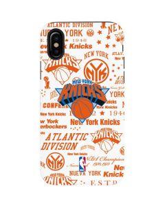 NY Knicks Historic Blast iPhone X Pro Case