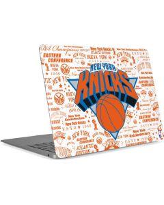 NY Knicks Historic Blast Apple MacBook Air Skin