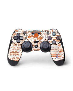 NY Knicks Historic Blast PS4 Pro/Slim Controller Skin
