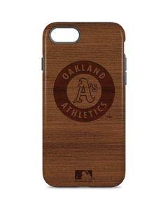 Oakland Athletics Engraved iPhone 8 Pro Case