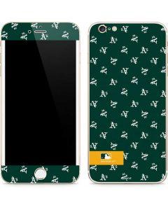 Oakland Athletics Full Count iPhone 6/6s Plus Skin