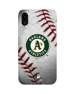Oakland Athletics Game Ball iPhone XR Lite Case