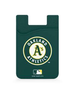 Oakland Athletics Phone Wallet Sleeve