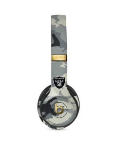 Oakland Raiders Camo Studio Wireless 3 Skin