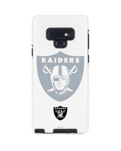 Oakland Raiders Double Vision Galaxy Note 9 Pro Case