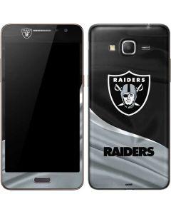Oakland Raiders Galaxy Grand Prime Skin