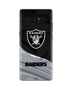 Oakland Raiders Galaxy Note 8 Skin