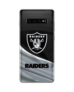 Oakland Raiders Galaxy S10 Plus Skin