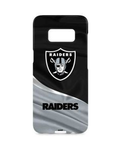 Oakland Raiders Galaxy S8 Plus Lite Case