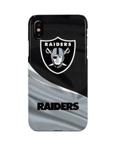 Oakland Raiders iPhone XS Max Lite Case
