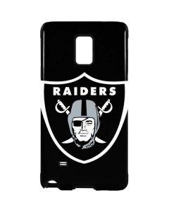 Oakland Raiders Large Logo Galaxy Note 4 Pro Case