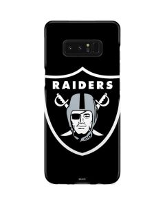 Oakland Raiders Large Logo Galaxy Note 8 Lite Case