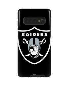 Oakland Raiders Large Logo Galaxy S10 Pro Case
