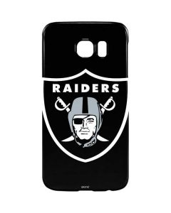Oakland Raiders Large Logo Galaxy S6 Lite Case