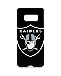 Oakland Raiders Large Logo Galaxy S8 Plus Lite Case