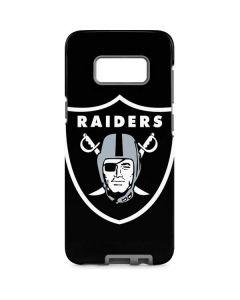 Oakland Raiders Large Logo Galaxy S8 Pro Case