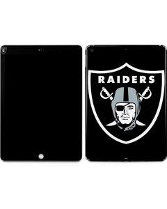 Oakland Raiders Large Logo Apple iPad Skin